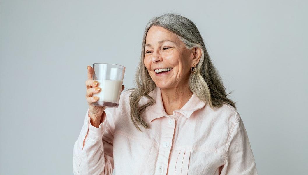 Rekomendasi Susu Penambah Berat Badan untuk Orang Tua dari Nutren